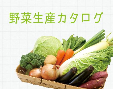 野菜生産カタログ