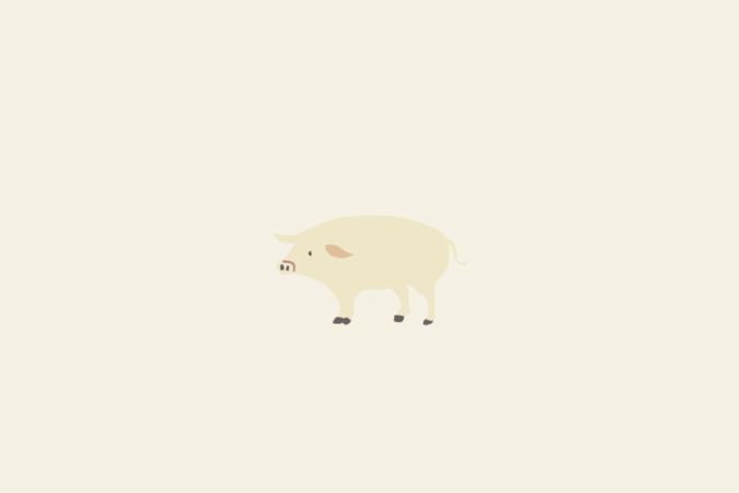 恵那の養豚