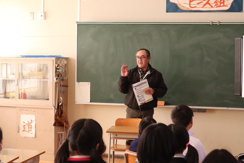東野小学校5年生 イチゴの授業_記事サムネイル