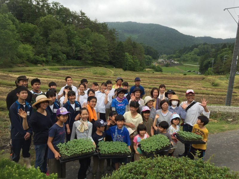 恵那農高 花咲か里山プロジェクト『エゴマ塾』はじまりました。_記事サムネイル