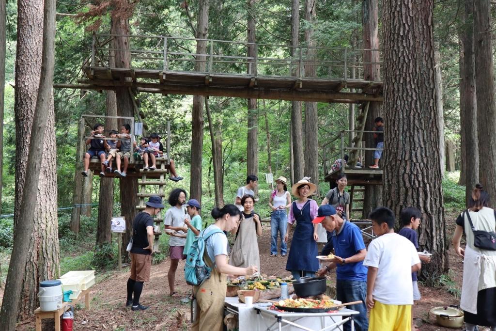 地域の食材を使って『子どもと作る 森の食フェスティバル』_記事サムネイル