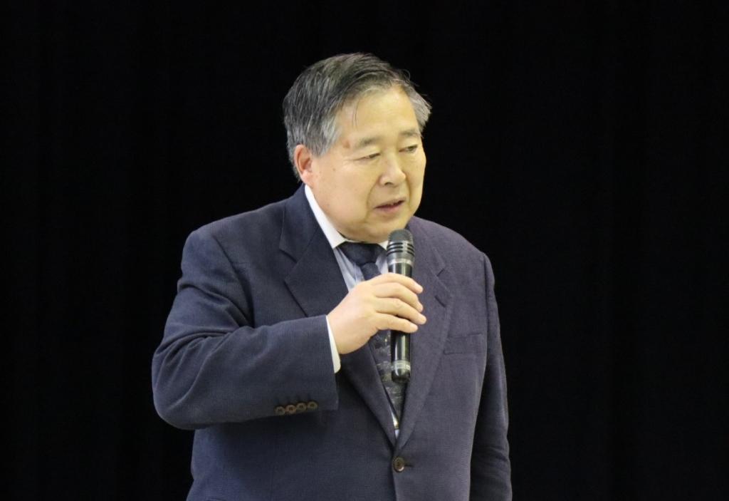 発酵学の第一人者 小泉武夫先生講演会_記事サムネイル
